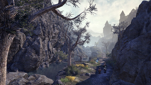 ESO Markarth_Karthwasten_Exploring Along The River