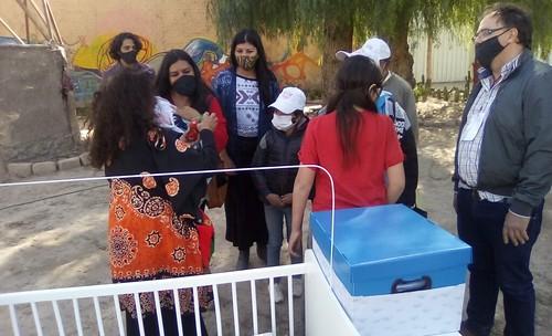 2020-09-19 DESARROLLO HUMANO: Asistencia a mamá y bebé de Lagunas de Guanacache