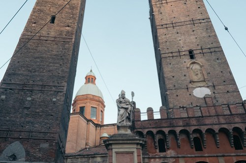Two Towers, Bologna, Italy