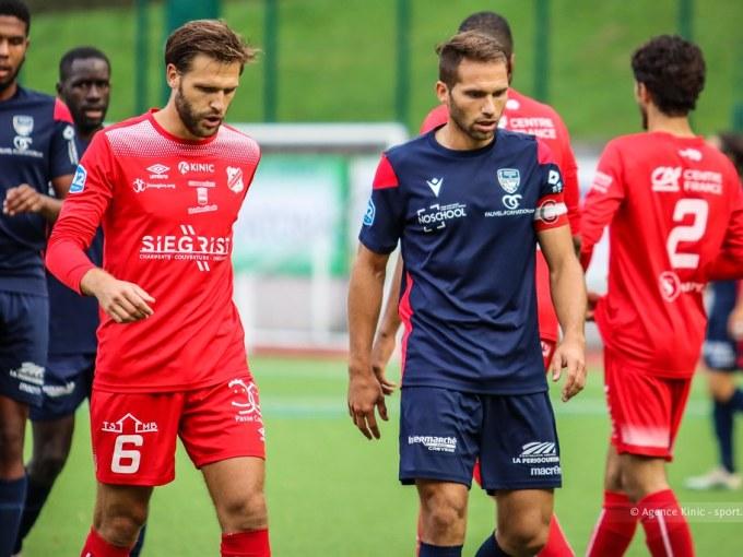 FC Chamalières - Bergerac Périgord FC (Saison 2020-2021)