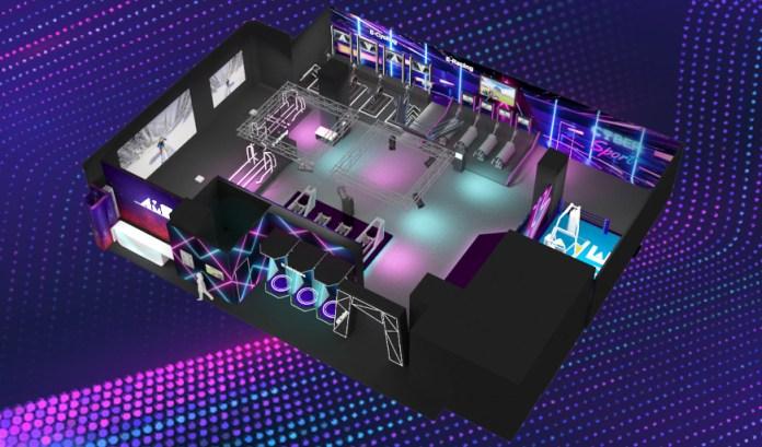 全港首個融合「運動」與「電競」主題競技館《 AME運動電競館 》登場