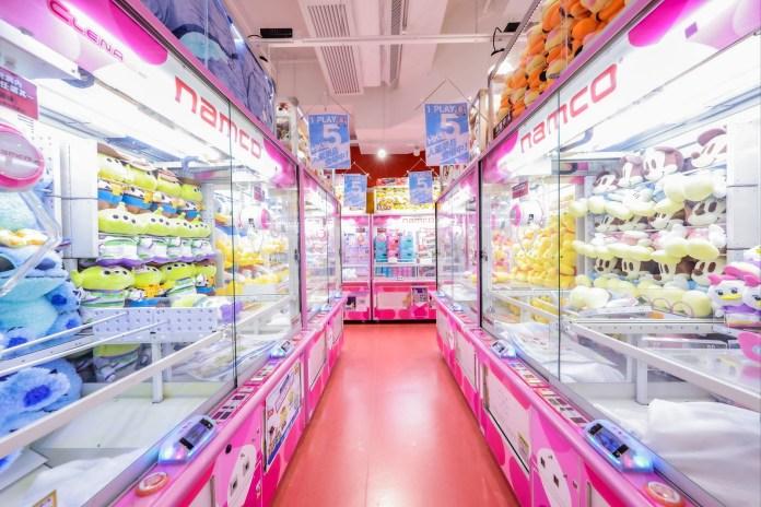 NAMCO第9間分店總面積約8,600多呎,帶來更多玩樂新體驗!