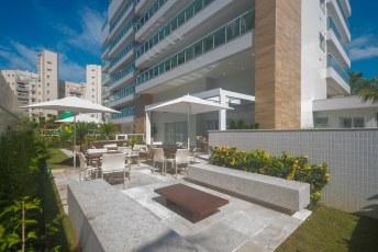 Edifício Ipanema Riviera de São Lourenço