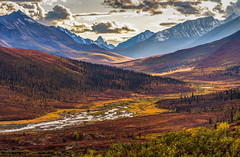 Tombstone Valley in Autumn