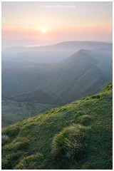 PEN Y FAN SUNRISE, SOUTH WALES