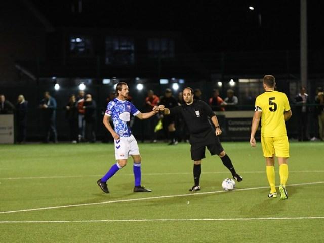 K Sports 1 Sheppey United 1