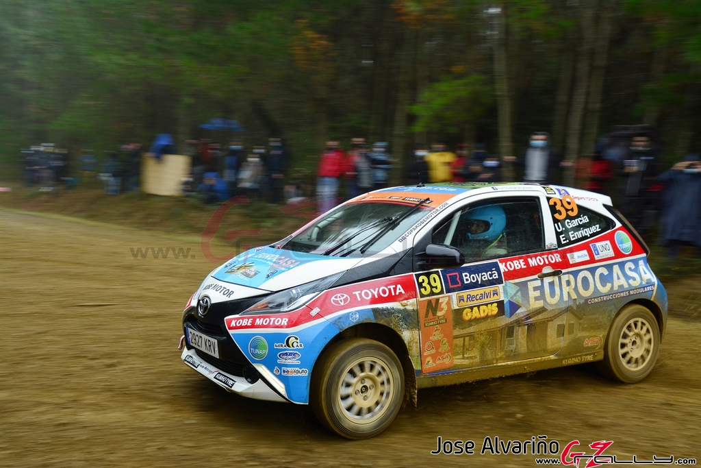 Rally Terra da Auga 2020 - Jose Alvariño
