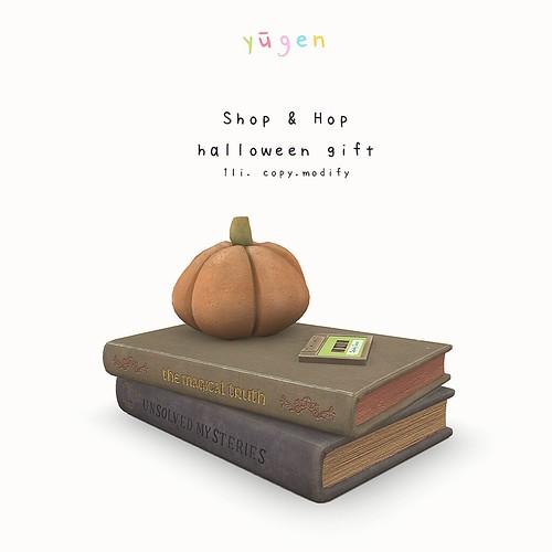 Yūgen.// shop & hop gift