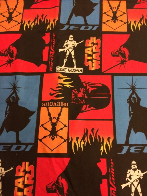 Who doesn't want an awesome Star Wars ironing board cover?