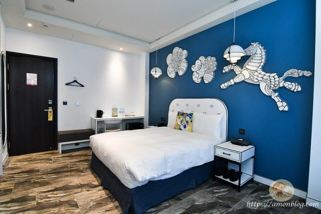 挪威森林行旅3號館, 台中平價飯店, 台中設計飯店推薦, 挪威森活行旅3號館 家庭房