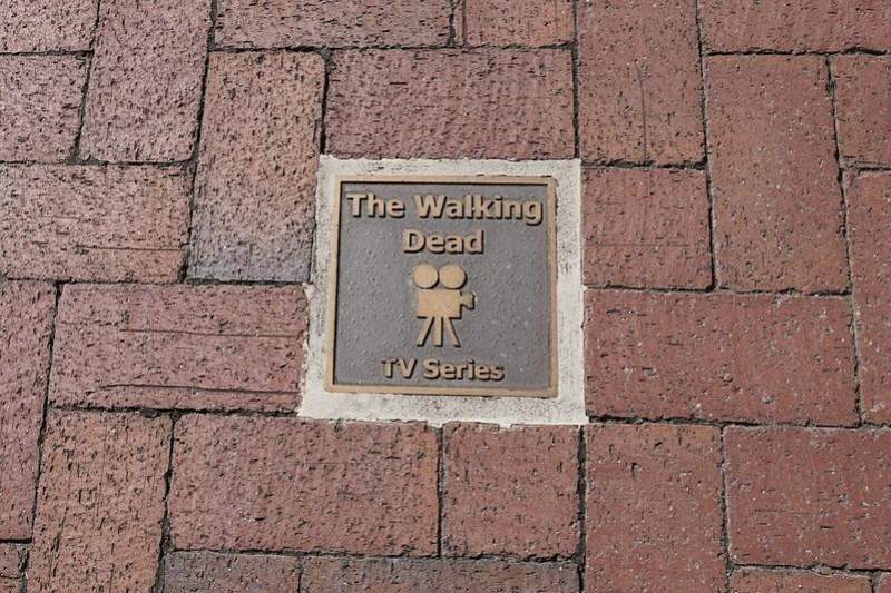 The Walking Dead - Senoia, Georgia, Oct. 2020