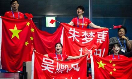 Chinese Invitational, a Shijiazhuang risultati di rilievo al femminile