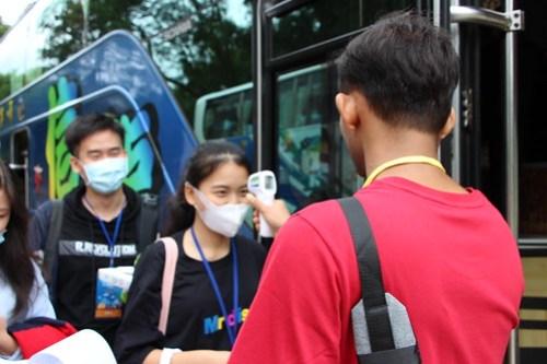 疫情持續,防疫工作不可鬆懈_照片由全球事務處提供