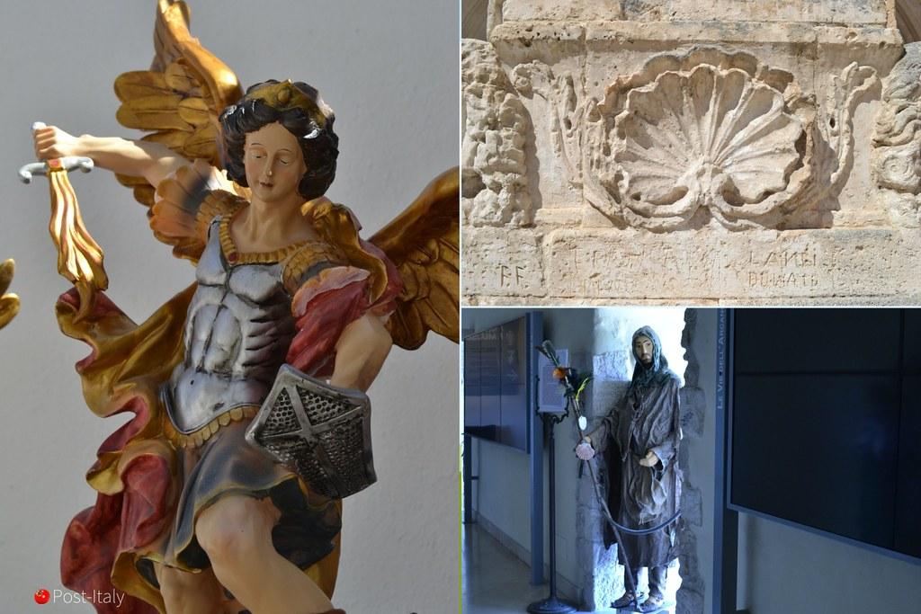 Monte Sant Angelo E O Santuário De São Miguel Arcanjo Na Puglia