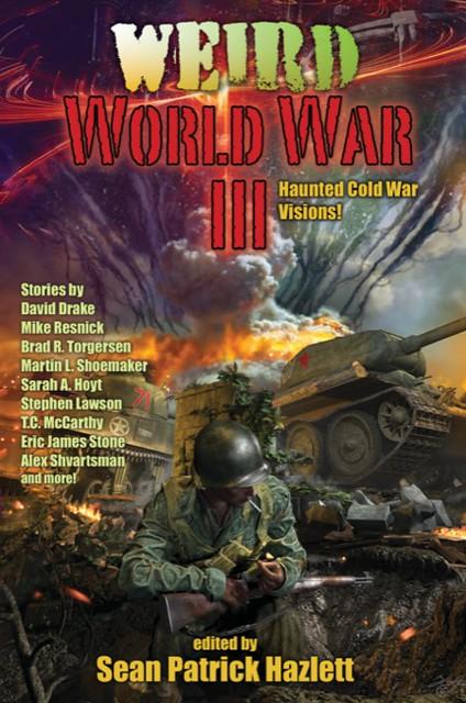The cover to Weird World War III