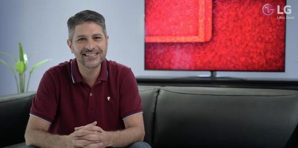 James Deakin for LG NanoCell Real 8k