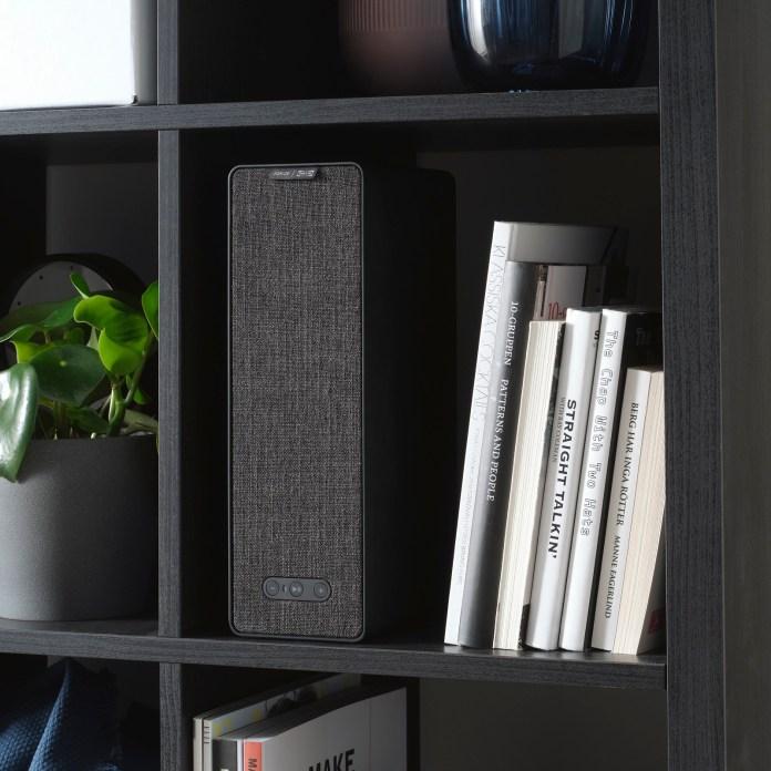 IKEA X SONOS SYMFONISK Bookshelf WiFi Speaker Black Wi-Fi 書架喇叭 黑色 (10)