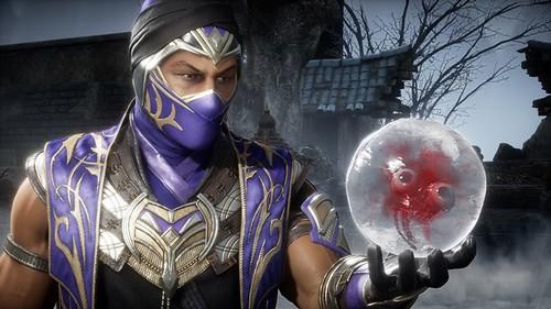 Mortal Kombat 11 Ultimate - Rain (1)