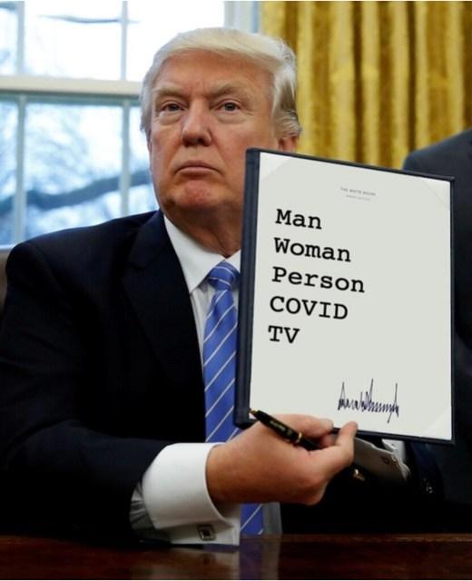 Trump_COVIDTV