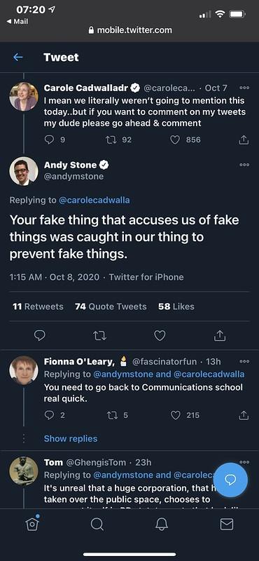 Troll communicators