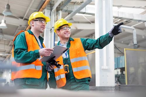 Industrial Electricians