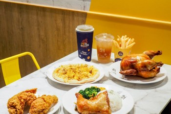 【宏匯廣場美食】來21世紀風味館哪次不吃鮮嫩多汁烤雞的  21PLUS宏匯廣場門市