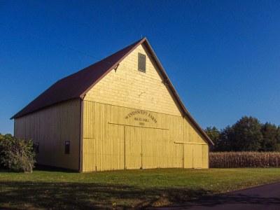 Barn at Windswept Farm