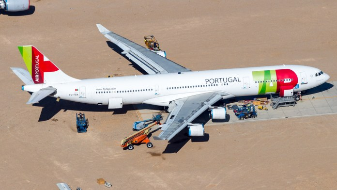 Airbus A340-312 CS-TOA TAP - Air Portugal