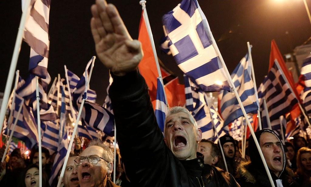【南方一週】希臘法西斯政黨遭判犯罪組織 領袖需入監   苦勞網