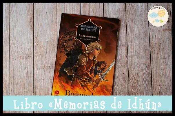 Reseña libro Memorias de Idhún. La Resistencia