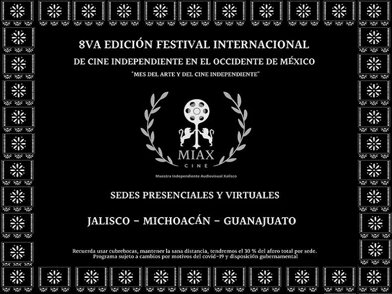 8va Edición Festival Internacional de Cine