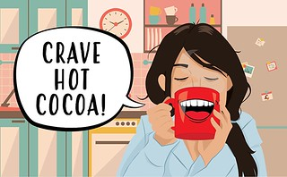 Crave Hot Cocoa Review @tworiversco #MySillyLittleGang