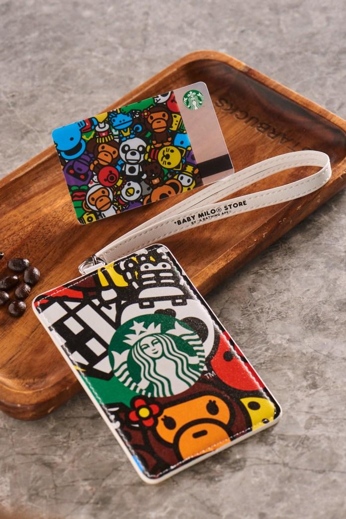 Starbucks_BABY MILO Cardholder and BABY MILO® Starbucks Card
