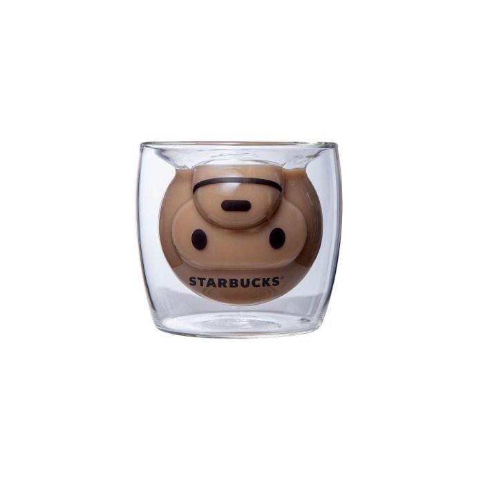 Starbucks_8oz  BABY MILO® Double Wall Glass Mug 3