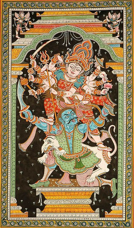 The Pata Paintings of Puri