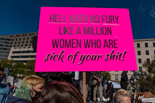 Womens March 2020