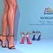 [Sheba] Morgana Heels @Cosmopolitan Event