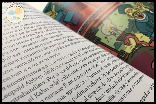 Reseña del libro Los diarios de Tony Lynx. El libro del poder