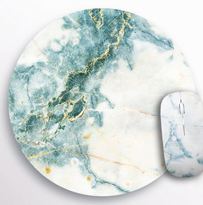 4-home_office_essentials_amazon_ikea_structube_wayfair_etsy_green_marble_mouse_pad