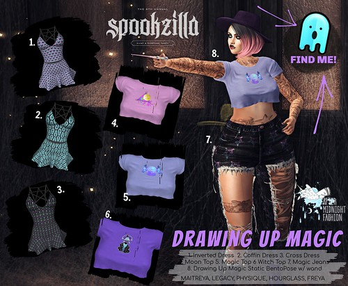 ::AMF:: Spoozilla 2020 Drawing Up Magic Key