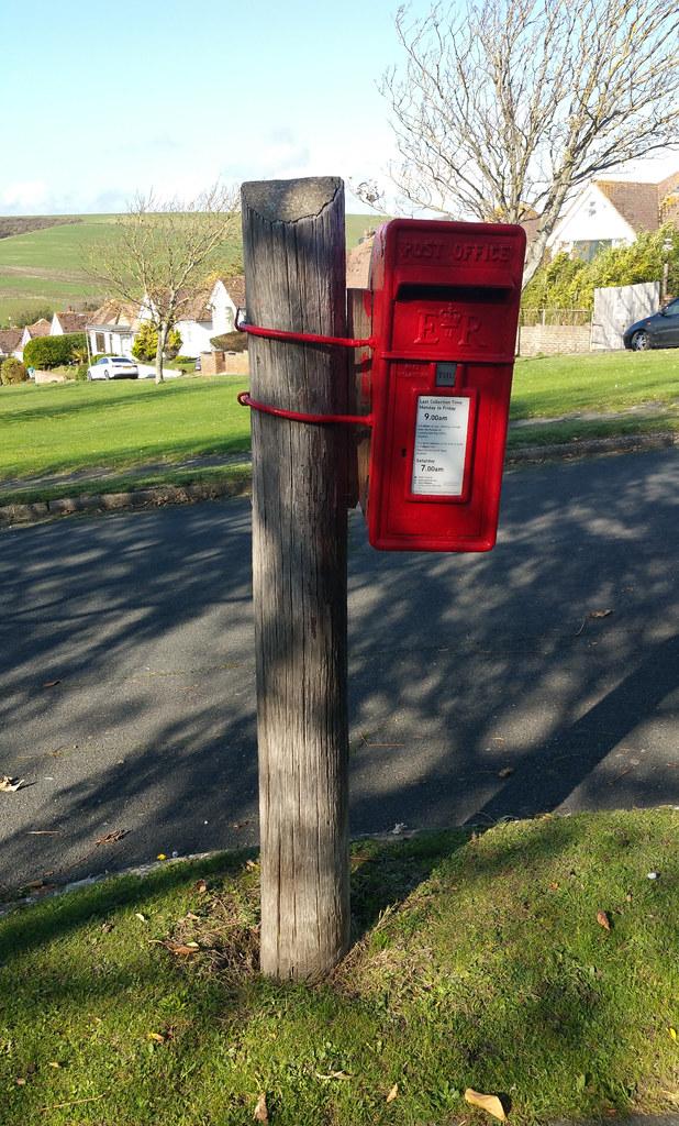 Nearest Mailbox To My Location : nearest, mailbox, location, Postbox, 166D., Nearest, 16…, Flickr