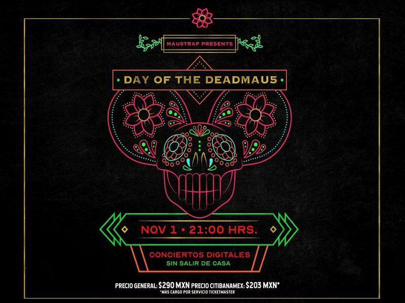 The day of the Deadmau5