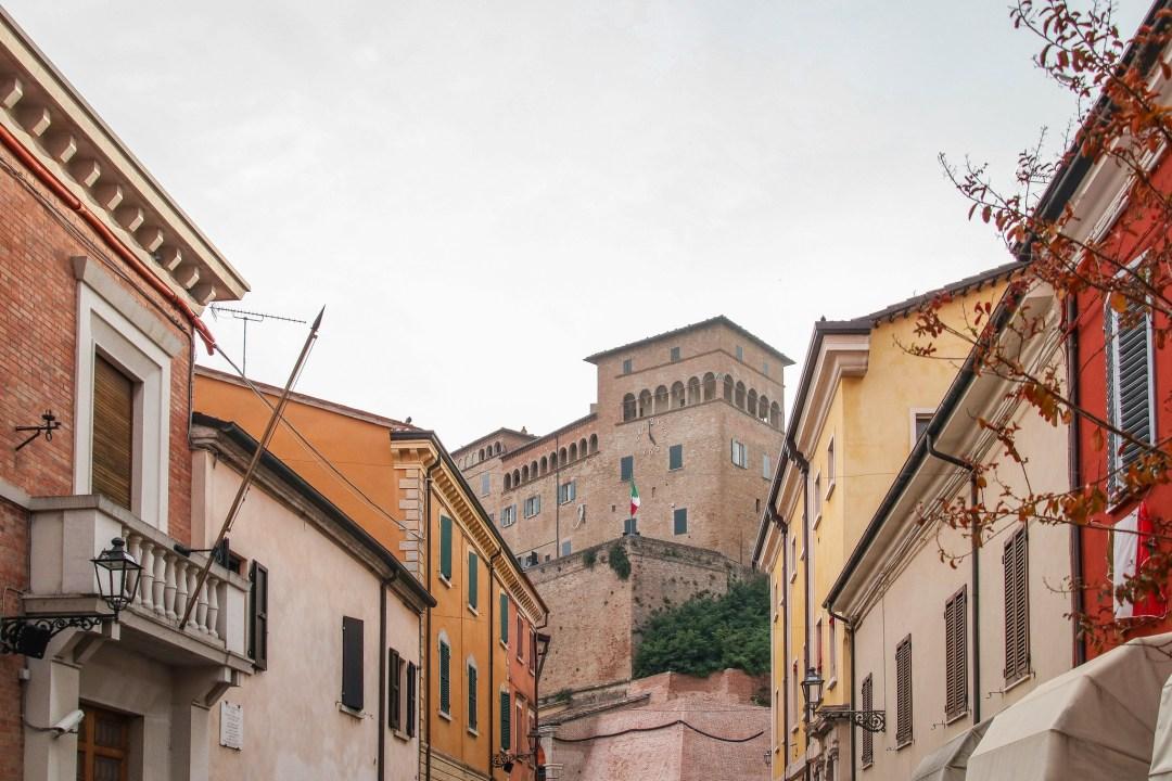 Longiano, Castello Malatestiano