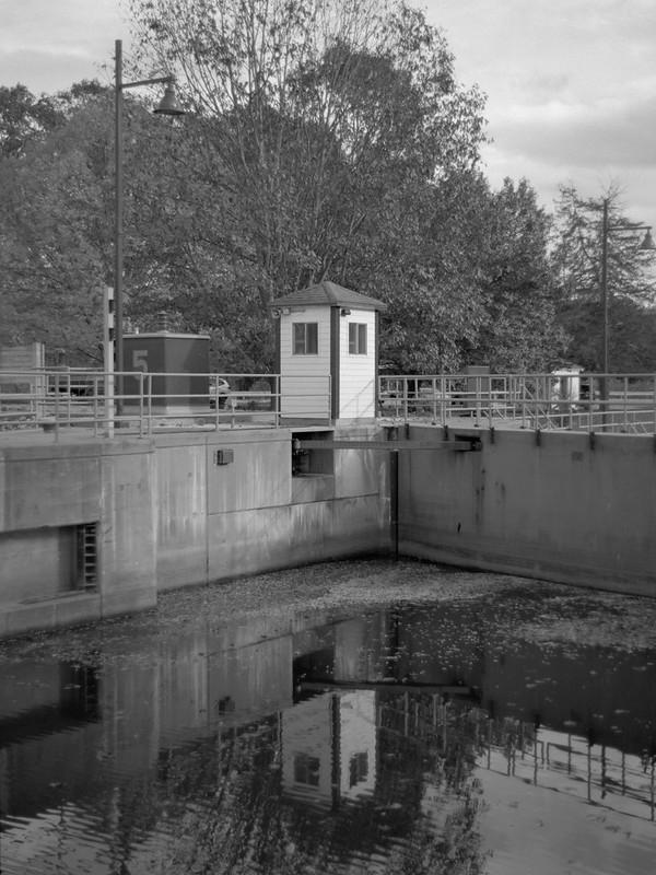 Lock 5, Schuylerville