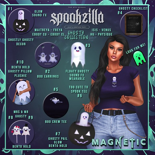 Magnetic @ Spookzilla