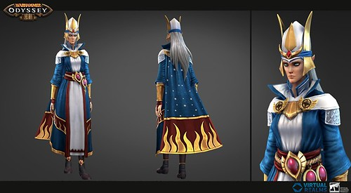 WHO_PC_Elf_Archmage_LowPoly