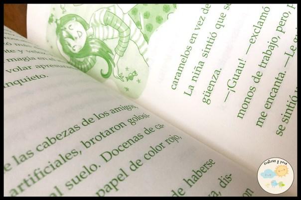 Reseña del libro La pulsera mágica de Eva 3