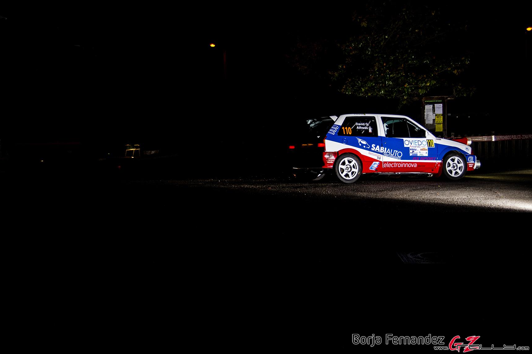 Rally Princesa de Asturias 2020 - Borja Fernandez