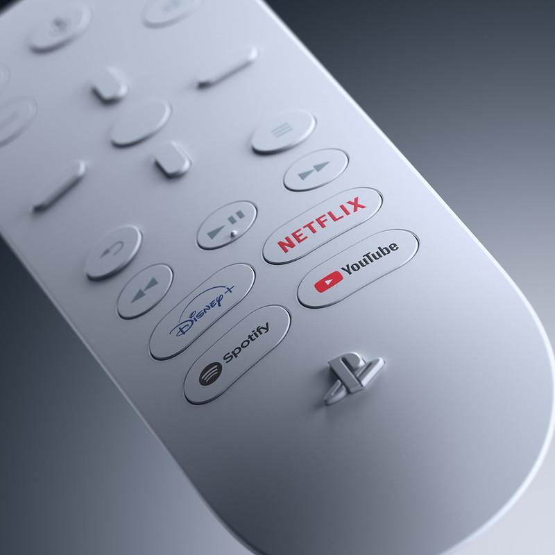 PlayStation 5 - Media Remote