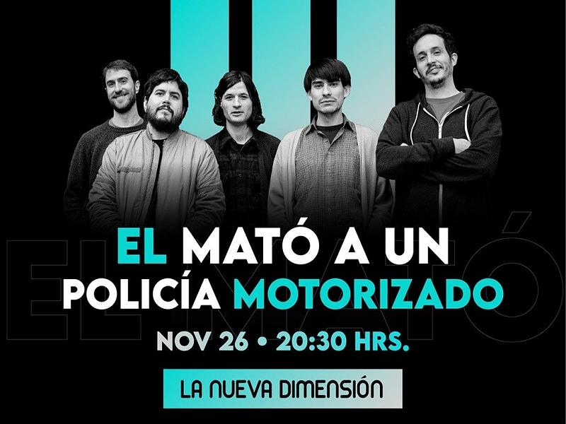 2020.11.26 EL MATÓ A UN POLICÍA MOTORIZADO